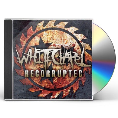 Whitechapel RECORRUPTED CD
