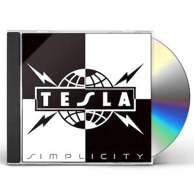 Tesla SIMPLICITY CD