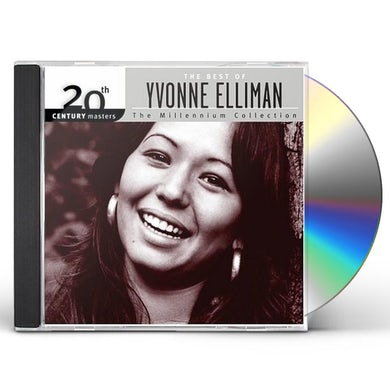 Yvonne Elliman 20TH CENTURY MASTERS: MILLENNIUM COLLECTION CD