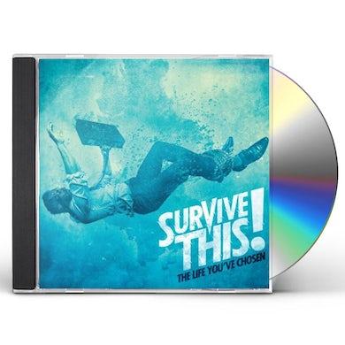 LIFE YOUVE CHOSEN CD