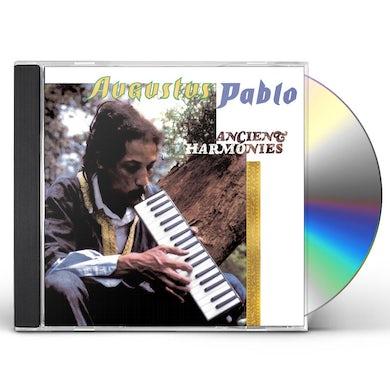 Augustus Pablo ANCIENT HARMONIES CD