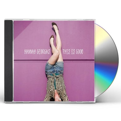 Hannah Georgas THIS IS GOOD CD