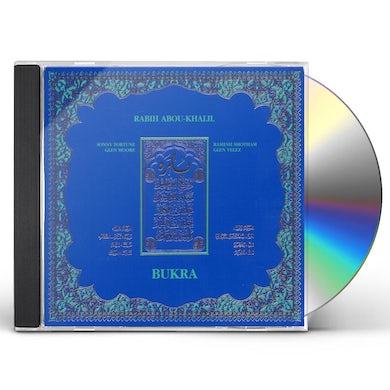 Rabih Abou-Khalil BUKRA CD