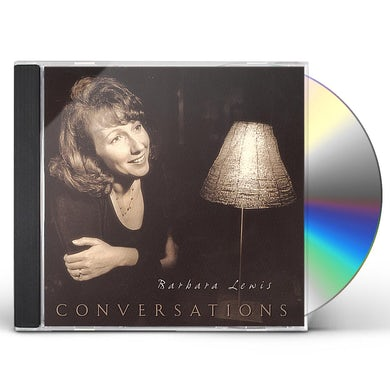 Barbara Lewis CONVERSATIONS CD
