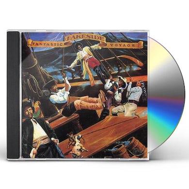 Lakeside FANTASTIC VOYAGE CD