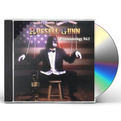 Russell Gunn ETHNOMUSICOLOGY 2 CD