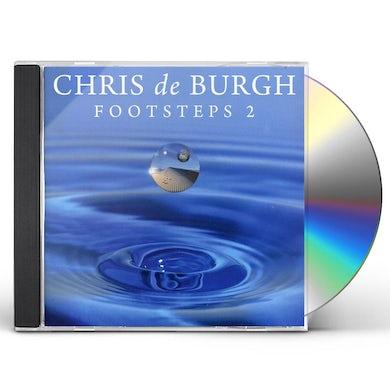 Chris De Burgh V2 FOOTSTEPS CD