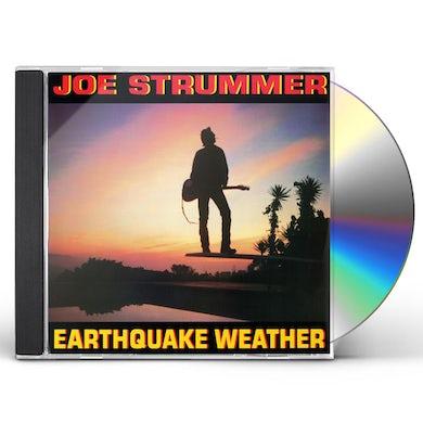 Joe Strummer EARTHQUAKE WEATHER CD