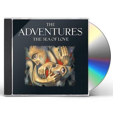 Adventures SEA OF LOVE CD