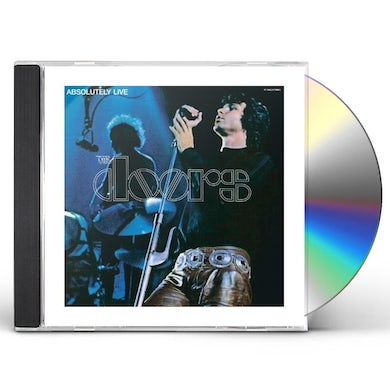 The Doors ABSOLUTELY LIVE CD