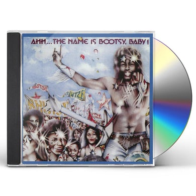 Bootsy Collins AHH THE NAME IS BOOTSY BABY CD