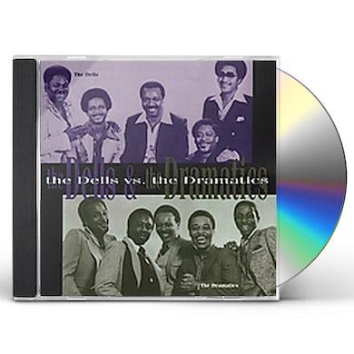 DELLS VS DRAMATICS CD