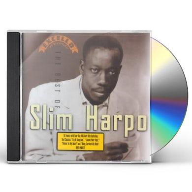 Slim Harpo BEST OF CD