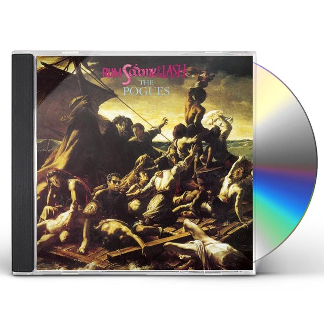 The Pogues RUM SODOMY & THE LASH CD