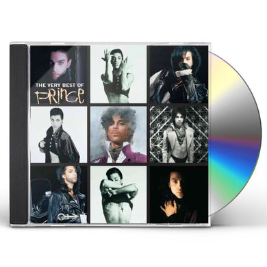 Prince VERY BEST OF CD