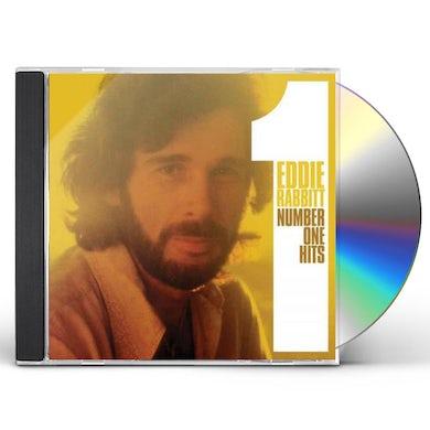 Eddie Rabbitt NUMBER ONE HITS CD