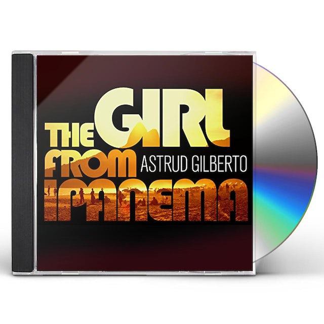 Astrud Gilberto GIRL FROM IPANEMA CD
