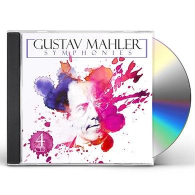Gustav Mahler SYMPHONIES CD