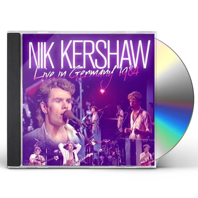 Nik Kershaw LIVE IN GERMANY 1984 CD