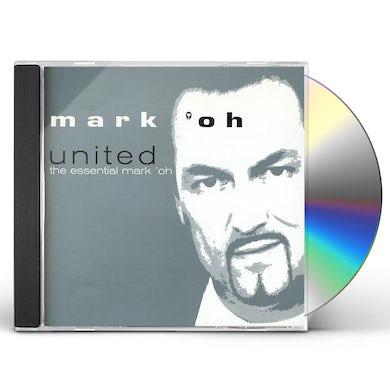 Mark Oh UNITED-THE ESSENTIAL MARK O CD