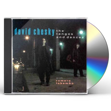 David Chesky TANGOS & DANCES CD