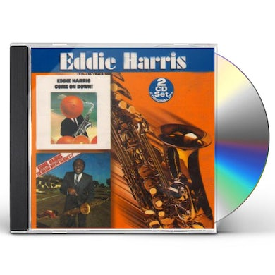 Eddie Harris COME ON DOWN / THE REASON WHY I'M TALKING S@#& CD