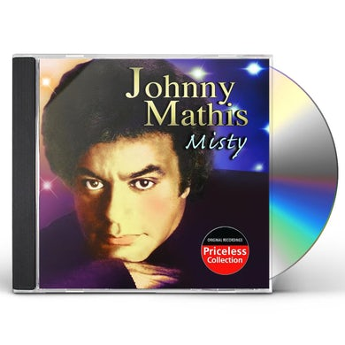 Johnny Mathis MISTY CD