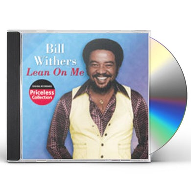 Bill Withers LEAN ON ME CD