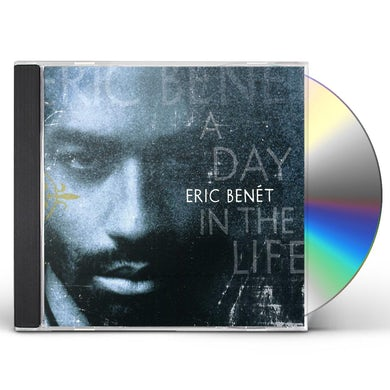 Eric Benet DAY IN THE LIFE CD
