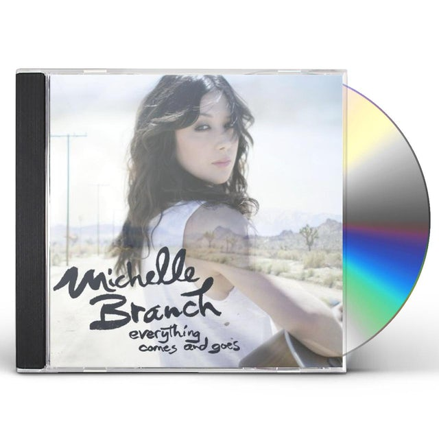 Michelle Branch EVERYTHING COMES & GOES CD