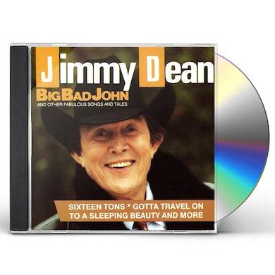 Jimmy Dean BIG BAD JOHN & OTHER FABULOUS SONGS & TALES CD