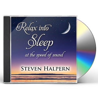 Steven Halpern RELAX INTO SLEEP CD