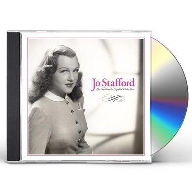 Jo Stafford ULTIMATE COLLECTION CD