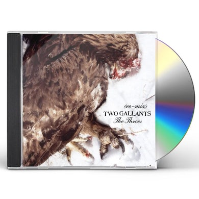 Two Gallants THROES REMIX CD