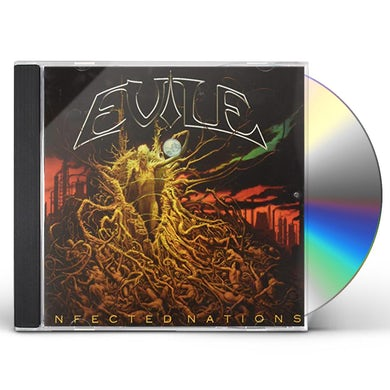 Evile INFECTED NATIONS: REDUX CD
