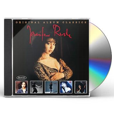 JENNIFER RUSH ORIGINAL ALBUM CLASSICS CD