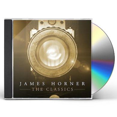 James Horner: The Classics CD