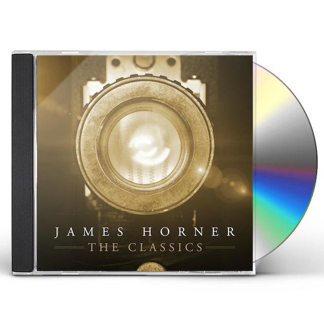 James Horner THE CLASSIC CD