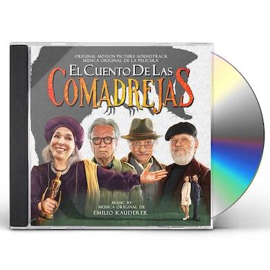 Emilio Kauderer EL CUENTO DE LA COMADREJAS / Original Soundtrack CD