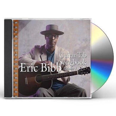 Eric Bibb GUITAR TAB SONGBOOK VOL.1 CD