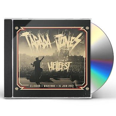 Tagada Jones LIVE AT HELLFEST 2017 CD