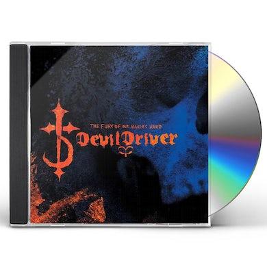 Devildriver FURY OF OUR MAKER'S HAND CD