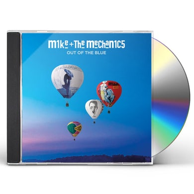 Mike + The Mechanics OUT OF THE BLUE CD