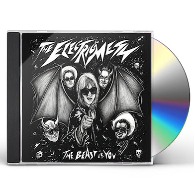 ELECTRIC MESS BEAST IS YOU CD