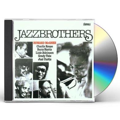 Howard Mcghee JAZZBROTHERS CD