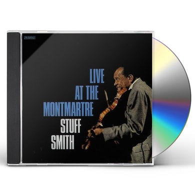 Stuff Smith LIVE AT THE MONMARTRE CD