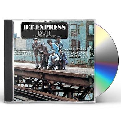 Bt Express DO IT (TIL YOU'RE SATISFIED) + 2 CD