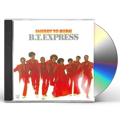 Bt Express ENERGY TO BURN + 3 CD