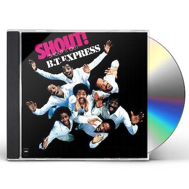 Bt Express SHOUT! (SHOUT IT OUT) + 2 CD