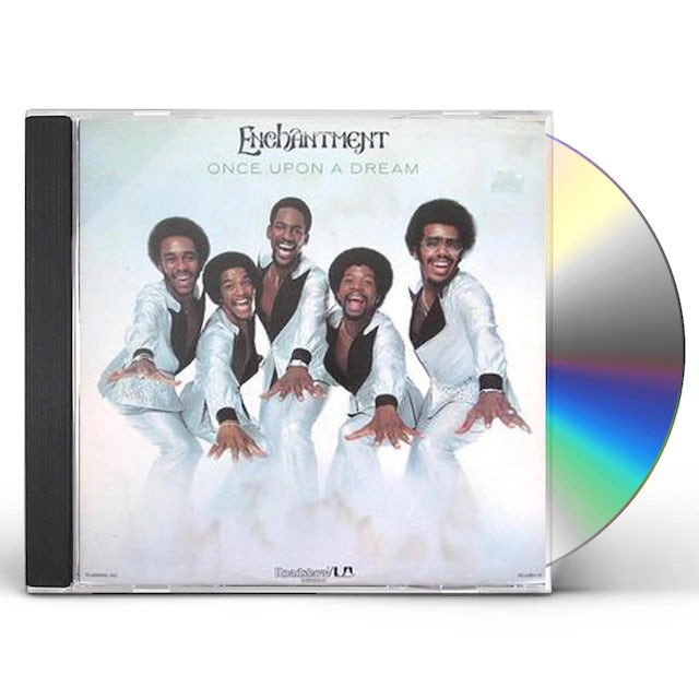 Enchantment ONCE UPON A DREAM + 2 CD